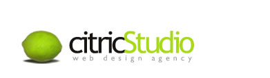 Citric Studio -- web design agency --